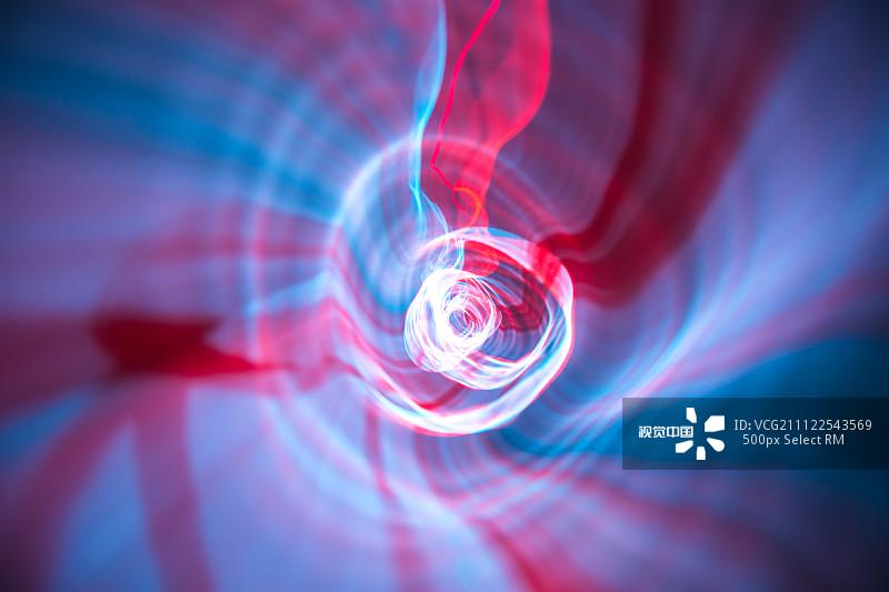 境 涡 走廊 电流 图 隧道 背景 出示 电 艺术 蓝色 红色 技术 太空 未来 图片