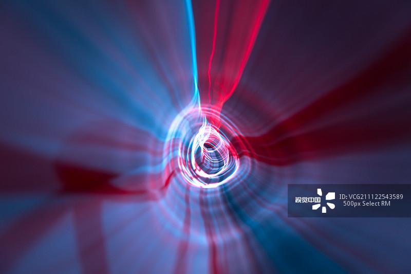 空间 图 电 电流 材料 创造力 太空 运动 形状 走廊 轻的 出示 艺术 蓝色 图片