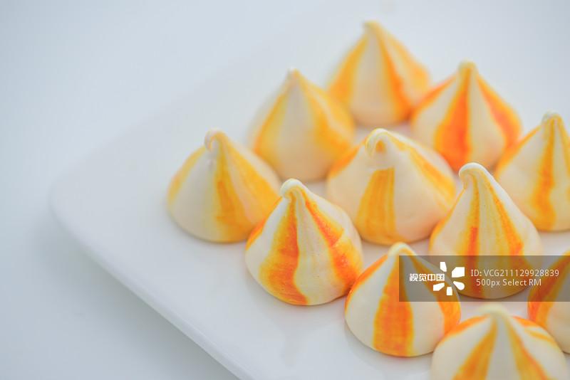明亮 无人 色素 人造 白色 小吃 色彩鲜艳 颜色 蛋白质 橙子 甜食 巧克