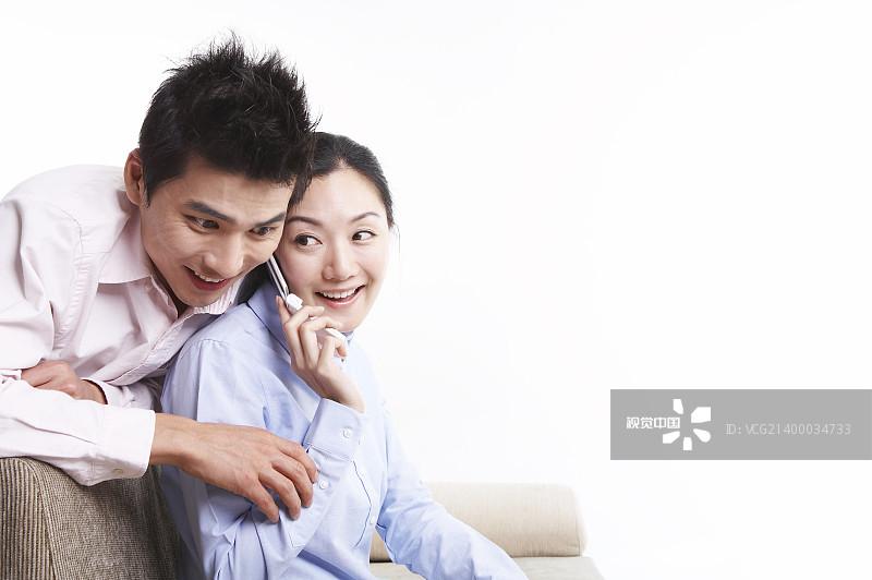 鲜 印度文化 照片 微笑 货币 青年男人 青年女人 伴侣 青年人 人 概念