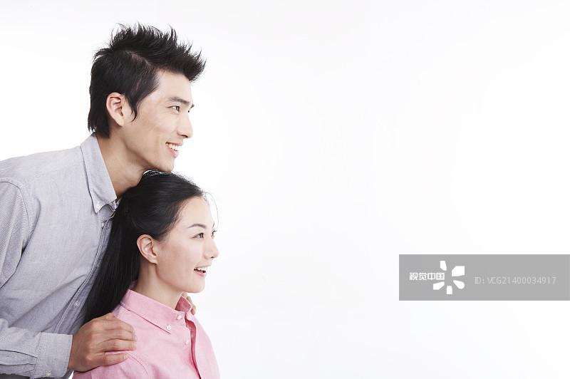 鲜 印度文化 照片 微笑 青年男人 青年女人 青年人 伴侣 人 概念 女人