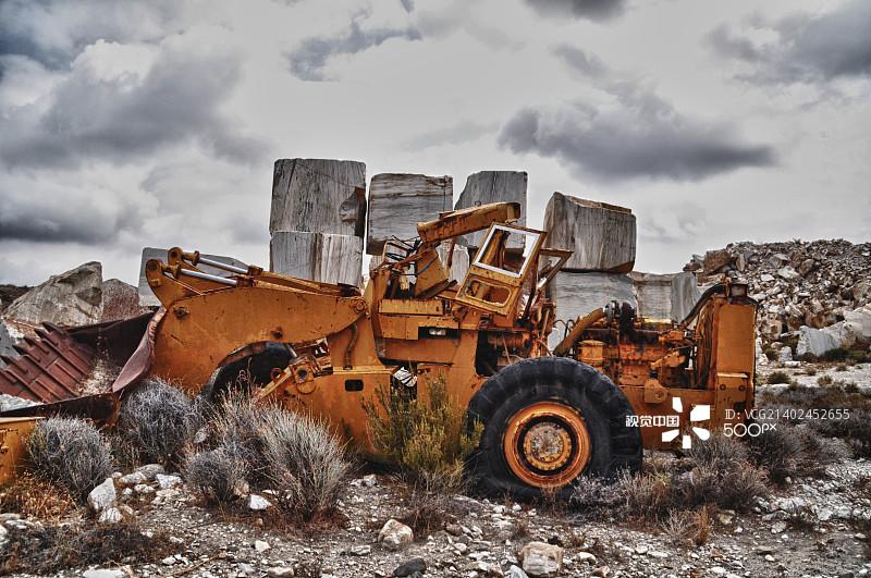 子 制造机器 铲车 工作 工业 农业机器 机件 一把 卡车 泥土 职业 采矿