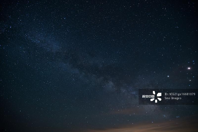 无人 星系 星空 天空 自然 汽车广告背景图 晴朗