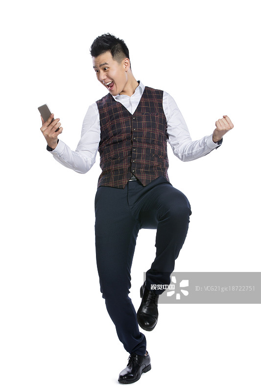 拿着 黑发 人物 人 微笑 男性 动态动作 住宅内部 亚洲人 沟通 仅成年