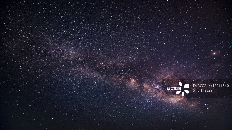 星系 星空 夏天 银河系 自然 无人 青岛 拥挤的 天空 星星