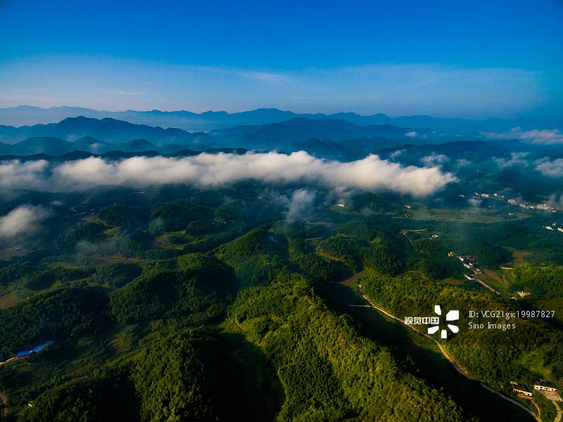 中国西南部 宜宾 户外 风光 风景 自然美 白昼 中国 曙暮光 黎明 远距离图片