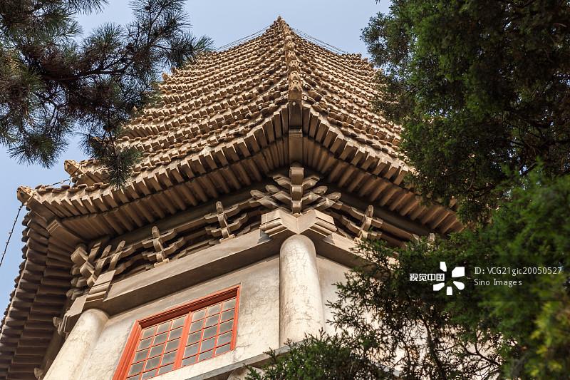 大学 无人 古典式 文化 教育 古典风格 当地著名景点 建筑 北京大学 宏伟图片