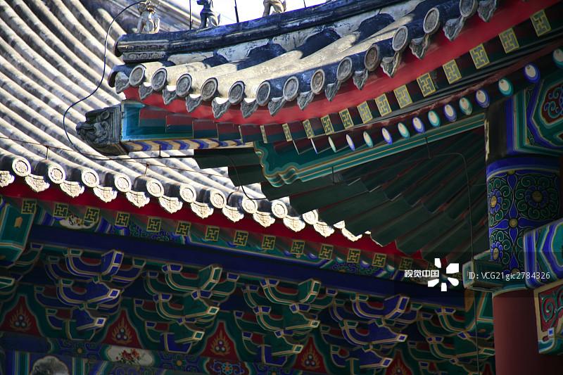 檐 龙 传统 北京大学 东亚 建筑外部 户外 中国文化 白昼 中国 传统文化图片