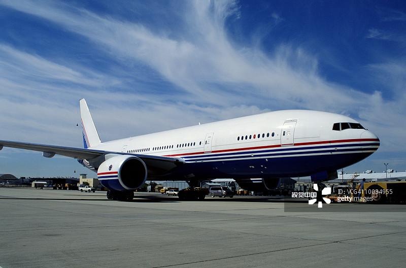 飞行器 运输 波音777