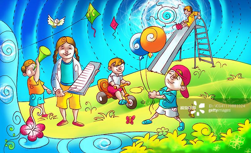 六一儿童节快乐 - 黑土地 - 来自HljGn黑土地的博客