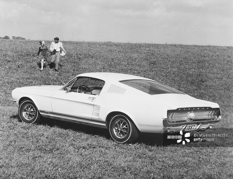 个人 德堡市 福特野马 1960年 1969年高清图片
