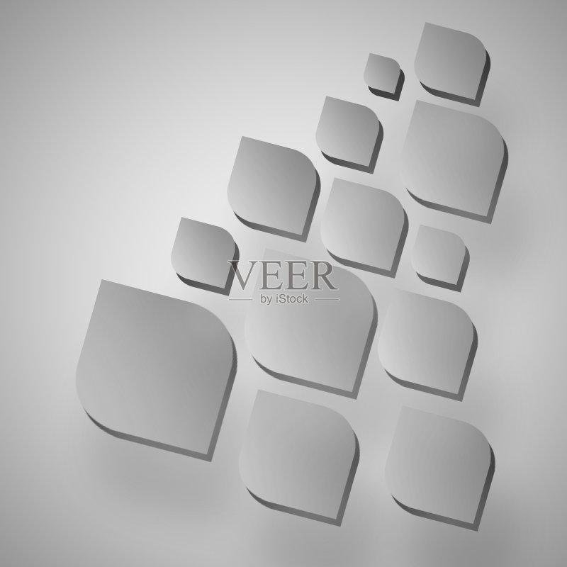 画插图 广告 形状 标志 乐趣 商务 技术 几何形状 计算机制图 互联网