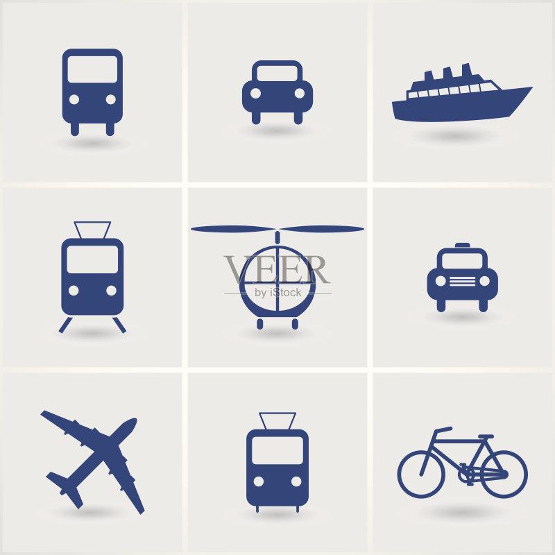 运输 陆用车 形状 标志 网页 技术 缆车 直升机 矢量 计算机制图 城镇