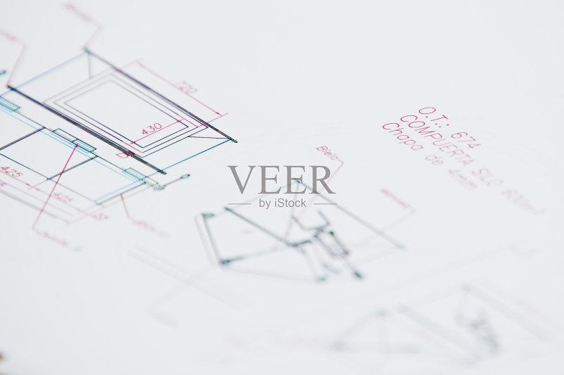 创新 计划书 草图 文书工作 建筑