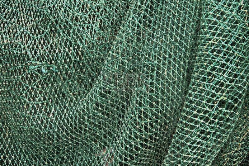 钩针怎么编织出渔网针的效果?