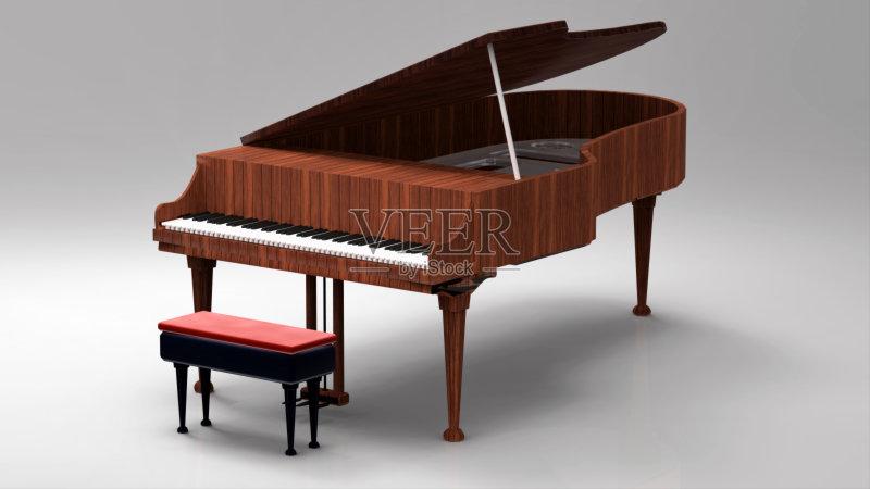 乐器钢琴矢量图_第6页_钢琴谱分享
