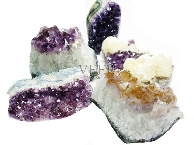 矿物质 无人 玉髓 宝石 半贵重宝石 紫水晶 地质学 石英 紫色 玛瑙 自然