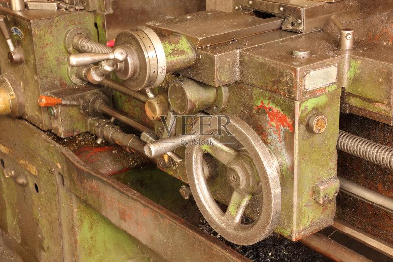 工厂 修理工 车床 重的 工程 修理 工业 车间 工作 工业劳动者 生锈的