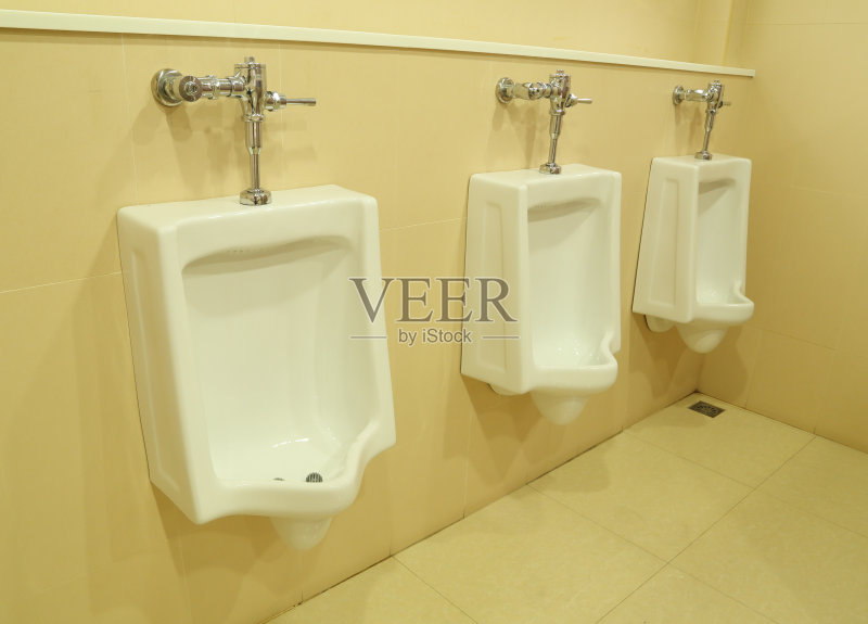 服 男性 公共厕所 室内 厕所 干净 陶瓷制品 现代 空的 豪华酒店 卫生 图片