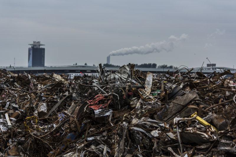 铁 实验室 垃圾 烟囱 金属板 公寓 工业 阿姆斯特丹 桥 锌 罐子 汽车产业