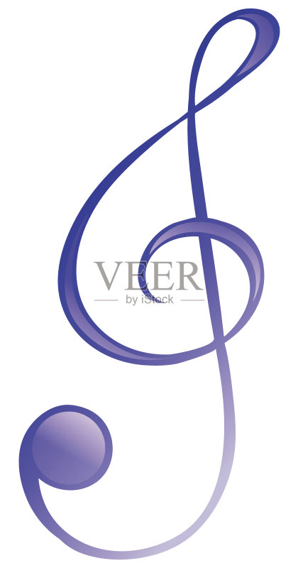 音乐人 高音谱号 棒球投手 矢量 计算机制图 剪贴画 紫色 圆形 背景