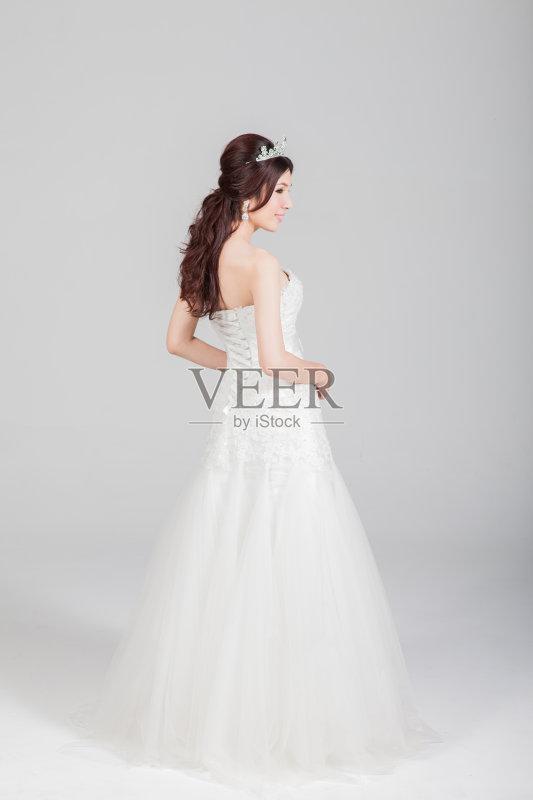 衣 结婚庆典 婚纱 魅力 女性 婚礼 连衣裙 庆祝 成年人 新娘