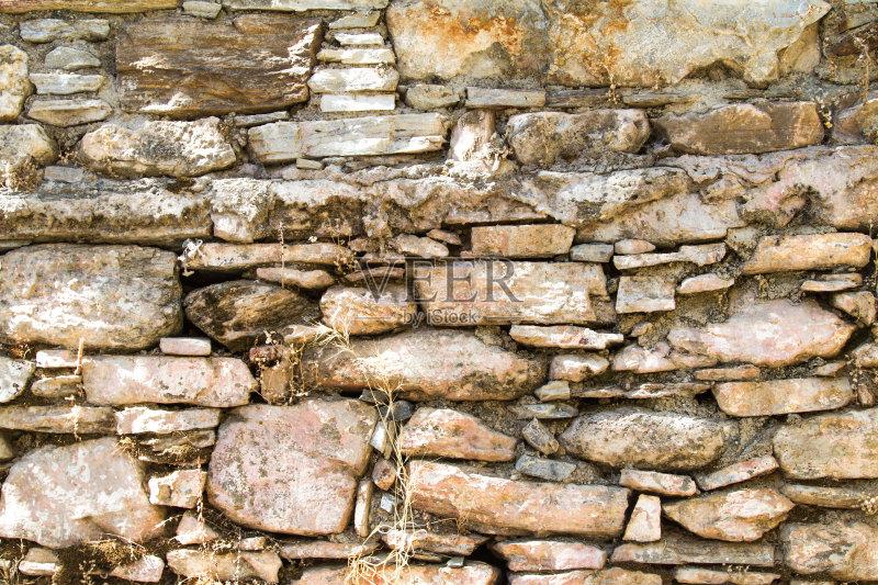 料 式样 墙 石灰石 壁纸 无人 背景幕 砖墙 充满的 岩石 房屋 背景 混凝