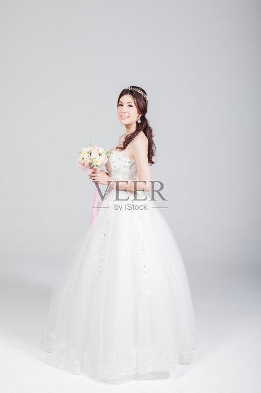像 结婚庆典 婚纱 魅力 时装模特 亚洲 青年人 女性 婚礼 美女 美人 连