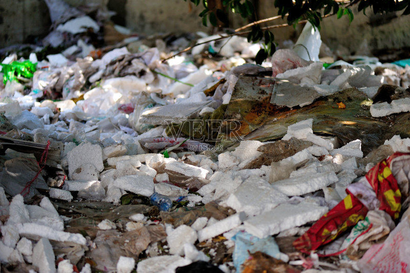 环境 污染 垃圾 有序 环境损害 不卫生的 垃圾场
