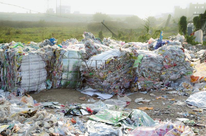 境 包 材料 垃圾 容器 肮脏的 垃圾场 工业 垃圾填埋场 背景 不卫生的
