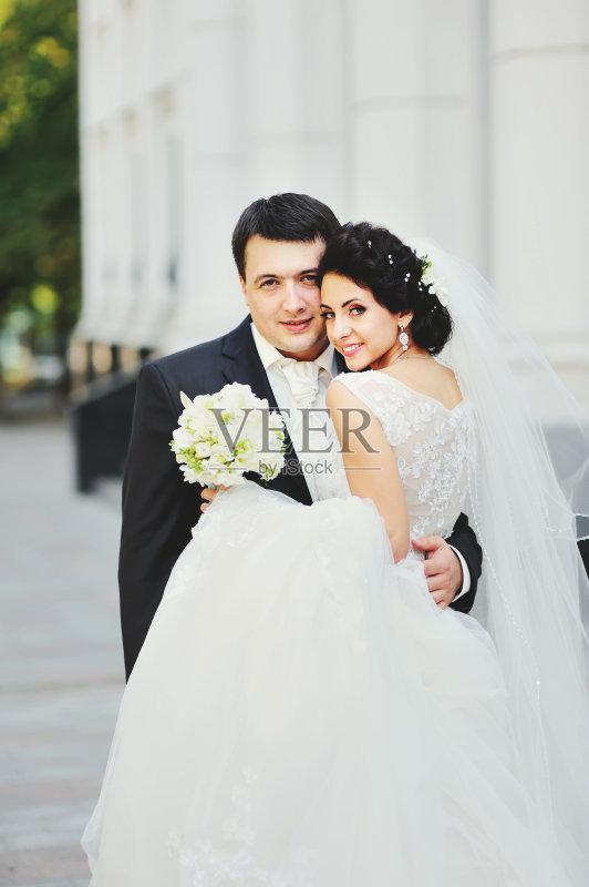 件 美 套装 婚纱 订婚 魅力 婚姻 快乐 爱 美术肖像 浪漫 蜜月 伴侣