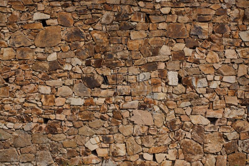 石 不平坦的 石灰石 背景幕 砖墙 过去 纹理 考古学 石头 背景 石材 粗