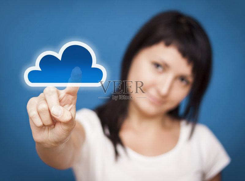 人 指着 手 模仿 白人 网络服务器 复印机 相伴 传媒 技术 触摸 在活动
