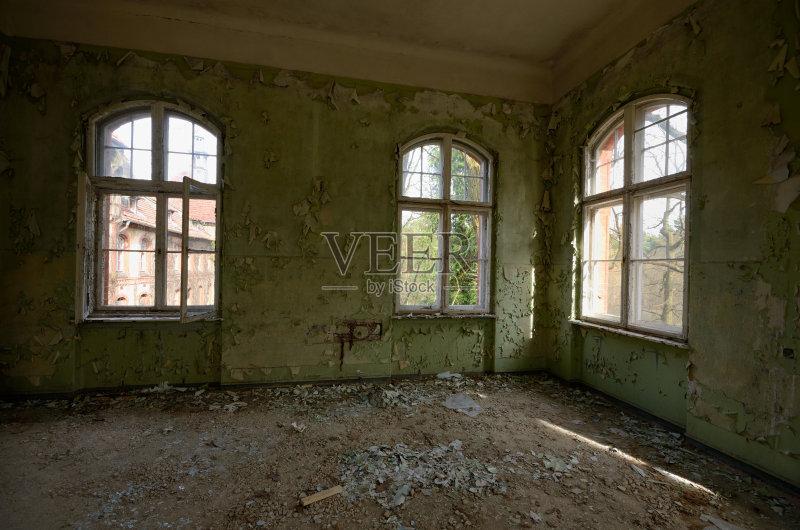 宅房间 惊骇 装修 毁灭的 人造建筑 居住区 家庭工作间 促销 窗框 建筑