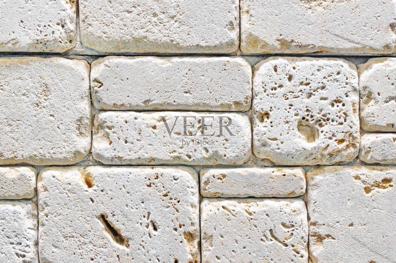 建筑业 式样 块状 自然 石灰石 外立面 建筑外部 纹理 室内 水泥 砖地