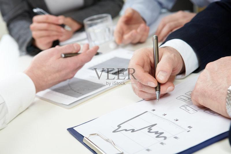 培训课 信函 写字板 图 水笔 商务 拿着 写 人体 文书工作 纸