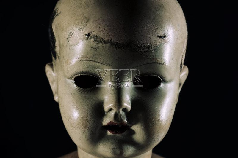 肖像 怪物 外星人 肮脏的 邪恶的 神秘 想象 万圣节 暗色 一个人 危险