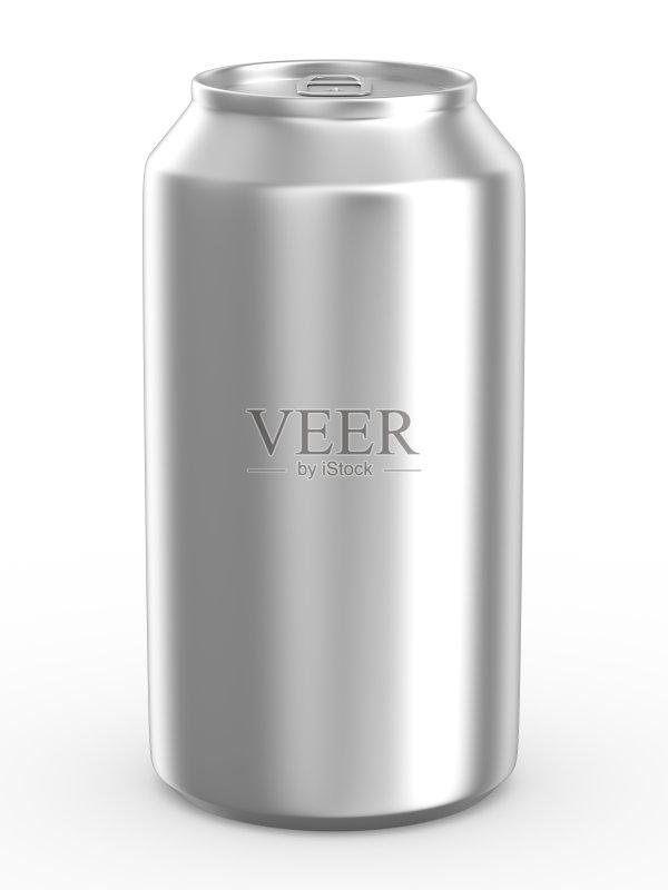 的 白色背景 圆柱体 无人 盒子 钢铁 包装 食品 商店 小罐 金属 干净 罐图片