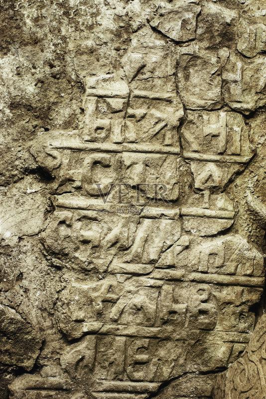 墓碑 摇滚乐 块状 石灰石 纪念物 过去 纹理 考古学 石头 背景 雕刻物