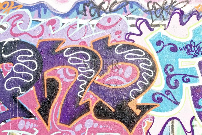 构 喷 式样 涂鸦 墙 青年文化 喷漆 肮脏的 艺术 无人 荷兰 土路 阿姆斯图片