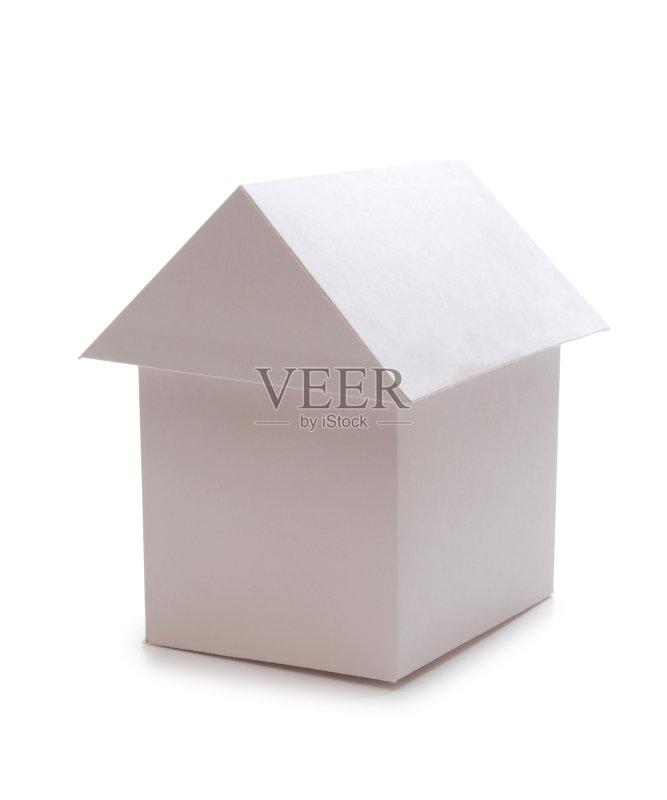 号 墙 拿着 模型 建筑外部 小的 居住区 小别墅 促销 纸 玩具 建筑