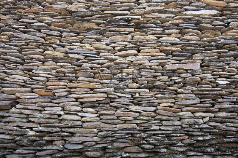 平坦的 城墙 石灰石 外立面 石片 建筑外部 纹理 建筑物特征 建筑材料