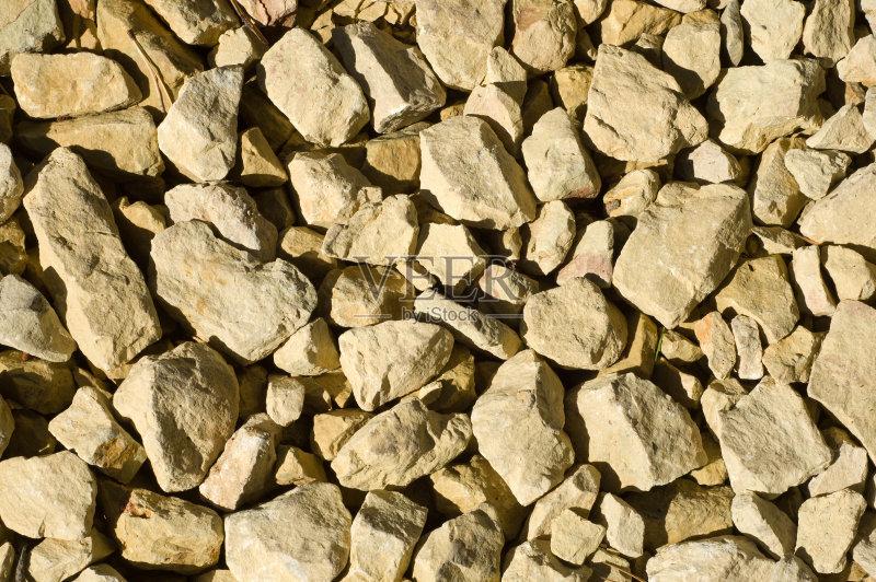 业 路 黄色 石灰石 步行道路 鹅卵石 无人 沙砾 纹理 岩石 石头 碾碎了