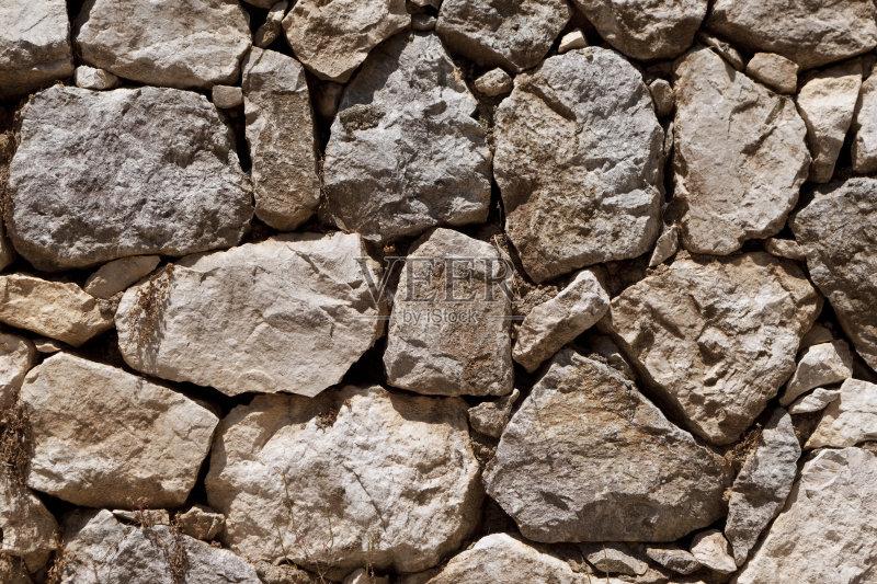 古老的 自然 石灰石 无人 装饰 纹理 岩石 背景 户外