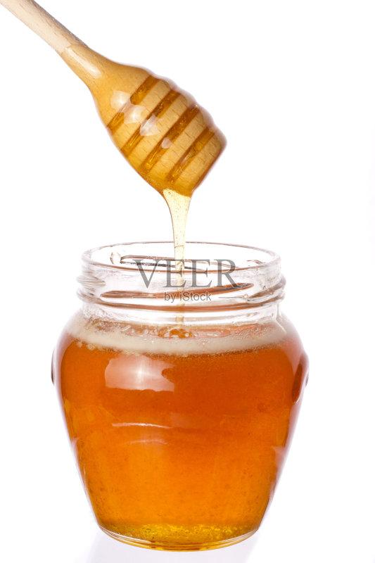 食品 粘的 蜂蜜图片