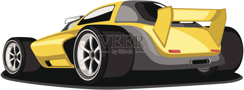 胎 赛车运动 汽车 幽默 绘画插图 一个人 灰色 体育比赛 奈斯卡赛车 图片