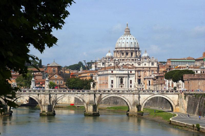 洲 使徒彼得 圣彼得广场 梵蒂冈城 户外 旅游 著名景点 时尚 布置 人的