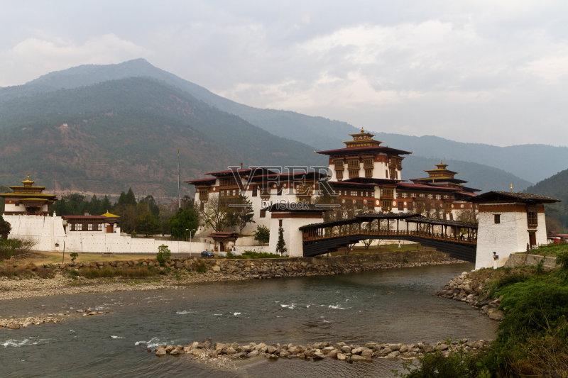 寺庙 户外 风水图片