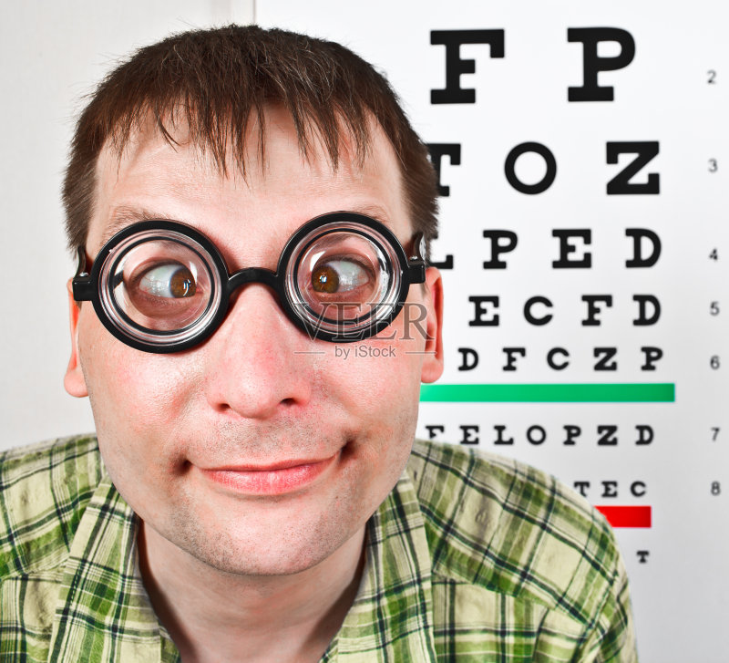 席 恢复 看 近视 男性 纸帽 白人 儿童 视力 室内 办公室 验光师 医学检