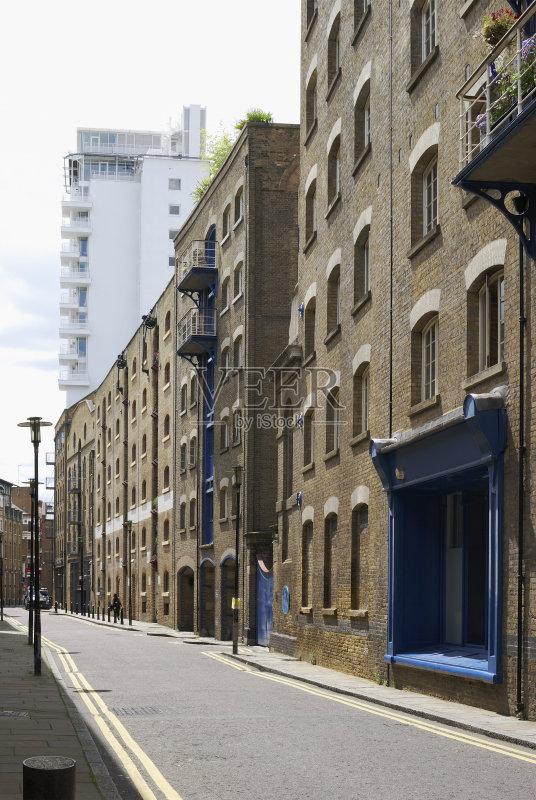 路 伯蒙齐 城市 南华克地区 公寓 伦敦区 无人 建筑外部 仓库改建 英格图片